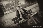 Портрет моей фотомодели Ольги.