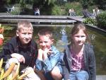Гамбургский ботанический сад.