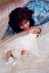 моя дочь Ангелина и я