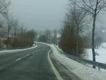 Дорогами Германии зимой