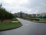 Левобережье Астаны, Министерство обороны РК