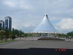 Астана, левобережье. Хан - шатыр