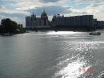 Астана. Река Ишим (Есиль)