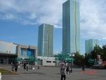 Астана. Правый берег. Район Конгресс-Холла