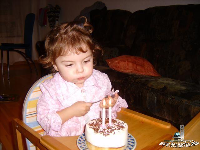Вкусный тортик.